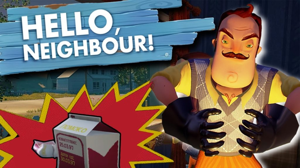 Hello Neighbor Online Spielen